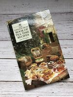 Vintage The National Trust Book of Tea Time Recipes Cookbook 1995 1990's English
