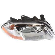 For Acura MDX 01-03, Passenger Side Headlight, Clear Lens