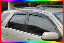 Premium Weather Shields Weathershields Window Visor For Ford Territory 2004-2017