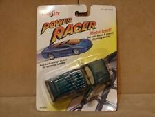 Vintage Maisto Power Racer Ford Explorer Die Cast Car Pull Back Motorized