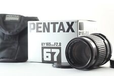 【Near Mint in Box】Pentax 67 SMC 165mm f/2.8 Lens For 67 6x7 67ii from JAPAN #260