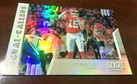 """2019 Score Football """"Silver Refractor"""" Signal Callers Patrick Mahomes KC Chiefs"""