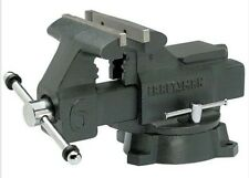 New Craftsman 6 Bench Vise Grip Shop Equipment Mechanics...