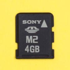 Genuine SONY 4GB M2 Memory Stick Memory Card MS-A4G for PSP Go, Vita & Xperia