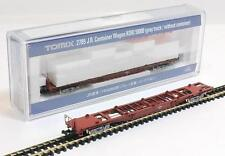 TOMIX 2785 N Scale Gauge Train WAGON CONTAINER KOKI50000 (without containers)