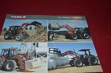 Case International LX Series Loaders Brochure YABE10 ver5