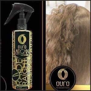 Ouro Argan Oil Hair Silk 4.22 Oz