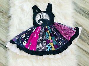 Ultimate Nightmare Before Christmas Twirl Dress