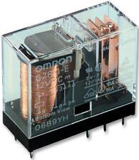 Relé Interruptor DPDT Sellada 5A 5VDC-G2R-24 5DC (FNL)