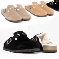 NewStylish Mens Casual Fashion Shoes Fur lined slipper shoes