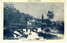 (S-69673) FRANCE - 73 - LA ROCHETTE CPA      BLANC L. ed.