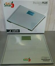 EatSmart Precision Plus Digital Bathroom Scale with Ultra-Wide Platform (JA46)