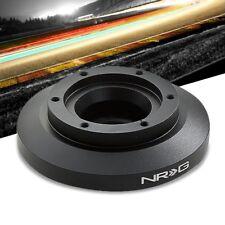 NRG SRK-E46H Short Steering Wheel Hub Adapter Black For BMW E46 Series