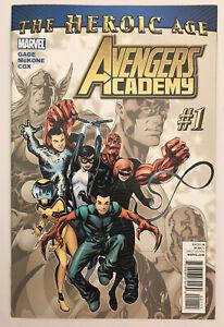 Avengers Academy #1 - Marvel Comics