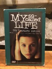 My So-Called Life: Complete Series (Dvd 2002 5-Disc Box Set) Used Condition Free