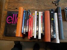 Lot de 17  livres littérature érotique