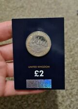 2019 75th Anniversary of D-Day CERTIFIED BU £2 pound coin Brilliant Uncirculated