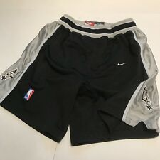 79d340fec4 Vtg 1990s Nike San Antonio Spurs NBA Player Team Issue Game Shorts Sz. 34  RARE