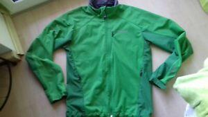Marmot GORE WINDSTOPPER Outdoor-Softshell-Jacke-Coat-Blouson-Shirt L nw.lindgrün