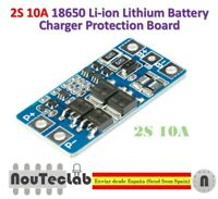 2S 10A 8.4V 7.4V Li-ion Lithium 18650 BMS PCM Battery Protection Board