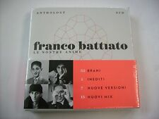 Musica Universal Music Franco Battiato - Anthology (3cd)