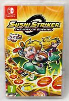 Jeu SUSHI STRIKER THE WAY OF SUSHIDO sur Nintendo Switch NEUF sous blister VF