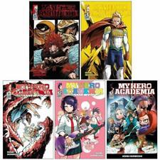 More details for my hero academia volume 16-20 series 4 collection 5 books set by kohei horikoshi
