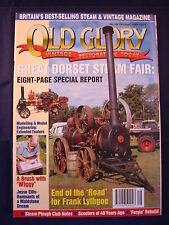 Old Glory Magazine - Issue 116 - October 1999 - 1960 scooters - Ferguson rebuild