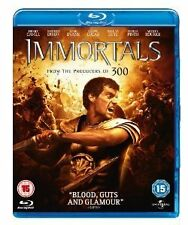 IMMORTALS (DVD BLUE-RAY)