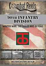 90th Infantry Division Winter War The Bulge and Beyond WWII Combat Film DVD