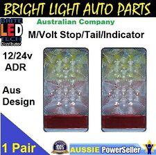 M/VOLT LED TRAILER LAMPS AUSTRALIAN DESIGNED  BL-208ARM