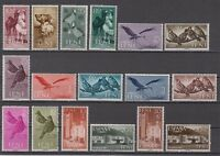 SPAIN - IFNI - COMPLETE MNH YEAR 1960 EDIFIL 159/75