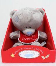 Carte Blanche- Me to You- Tiny Tatty Teddy Bear- Baby's 1st Christmas Bear BNIB