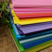 "Premium Quality 8.5"" x 11"" CARDSTOCK PAPER - Over 50 Colors! - Free Shipping!"