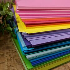 "Premium 8.5"" x 11"" Cardstock Paper Color Paper - Over 50 Colors - Free Shipping"