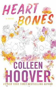 Heart Bones by Colleen Hoover   Paperback Book   FREE SHIPPING NEW AU