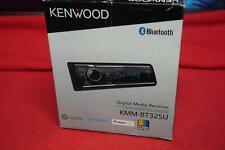 Kenwood KMM-BT325U Digital Media USB AUX Bluetooth Receiver - New #1