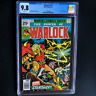 WARLOCK #14 (1976) 💥 CGC 9.8 WHITE PGs 💥 ONLY 20 IN CENSUS & NONE HIGHER!