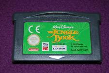 LE LIVRE DE LA JUNGLE 2 (JUNGLE BOOK) - Ubisoft - Jeu Aventure Game Boy GBA EUR