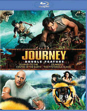 Journey To The Center Of The Earth / Mysterious Island (Blu-ray Disc) - NEW!!