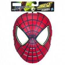 Amazing Spider-Man Peter Parker GLOW IN THE DARK Mask Marvel Comics Brand New