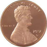 2012 S 1c Lincoln Shield Cent Penny US Coin Choice Proof