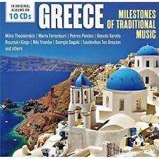 Greece - Milestones of Traditional Music [CD]
