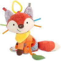 Skip Hop BANDANA BUDDIES ACTIVITY TOY - FOX Baby Toys Activities BN