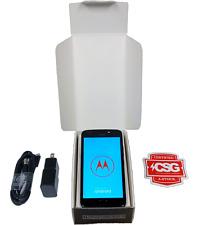 A-Stock Motorola Moto E4 XT1767 - 16GB - Black Verizon Smartphone