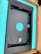 New Surface Pro & 2 Black Wall Mount Kit Kiosk POS Store Show Display Lock & Key