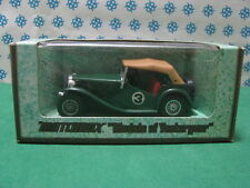 Vintage -  MG TC  1949             - Matchbox n° Y-8