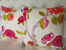 DECORATIVE CUSHION PILLOW COVERS SET OF 2 FOR SOFA