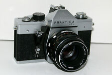 PRAKTICA-Pentacon LTL 3 Film Camera Oreston Meyer-Optik  50mm 1.8 Lens Excellent