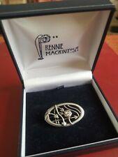 Rennie mackintosh Silver Brooch